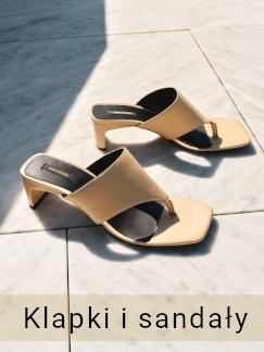 Klapki i sandały damskie