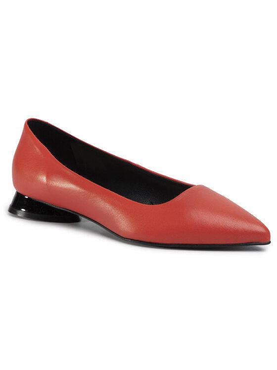Półbuty Adora DAK056-DC3-1060-0022-0  kolor Czerwony kod 0000207044920 1