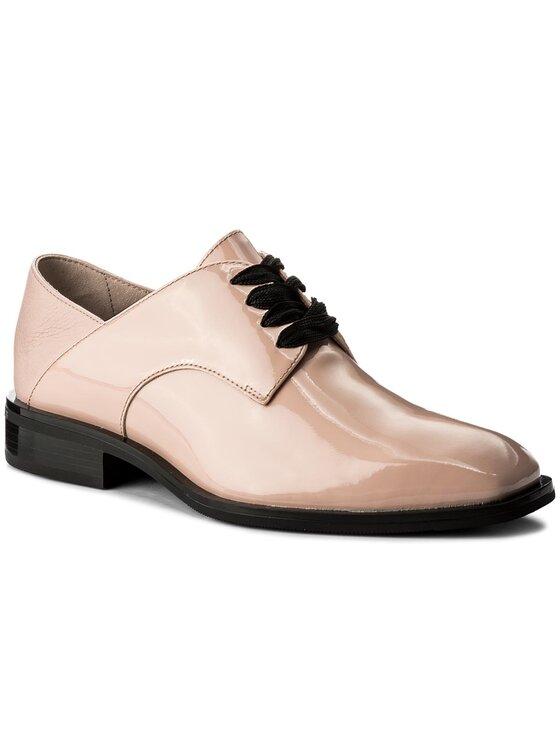 Oxfordy Akane DPH742-Y76-0307-0507-0 kolor Różowy kod 0000200149707 1