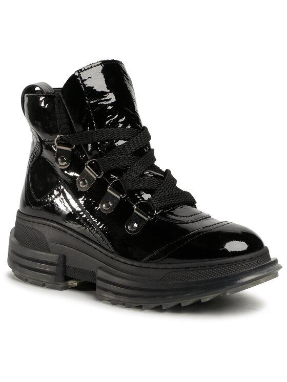 Sneakersy 6348 kolor Czarny kod 5903419714696 1