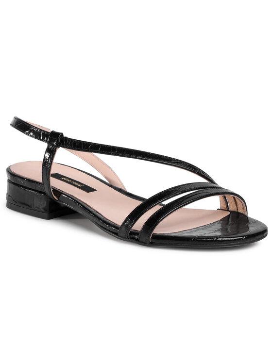 Sandały A45334 kolor Czarny kod 5903419335037 1