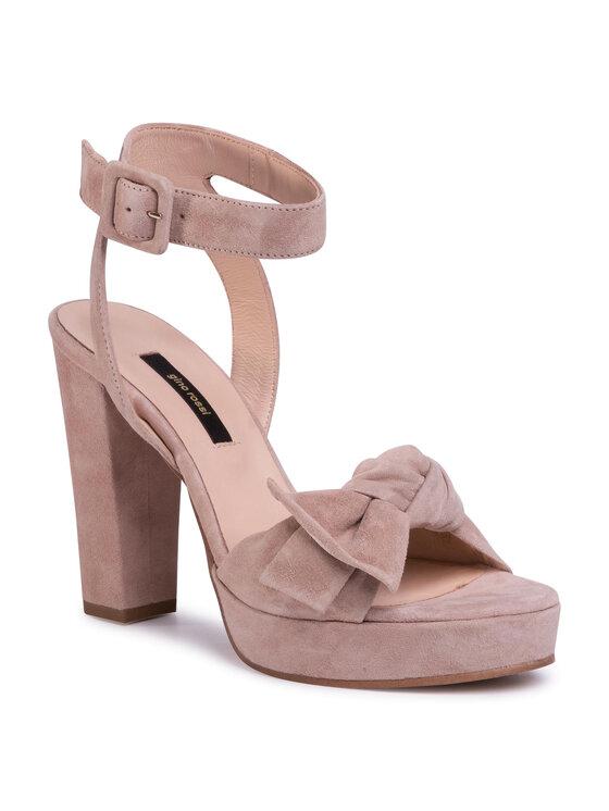 Sandały A45185-01 kolor Różowy kod 5903419593918 1