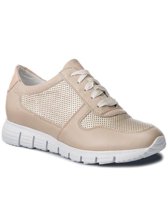 Sneakersy Yori DPH854-AC6-0359-0035-0 kolor Beżowy kod 0000200592855 1