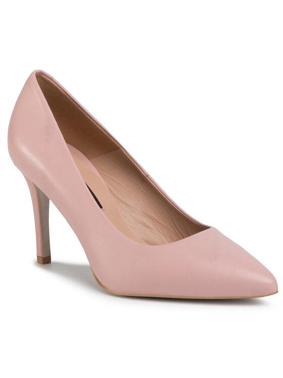 Szpilki Savona DCK076-CN9-0299-0029-0 kolor Różowy kod 0000207664326 1