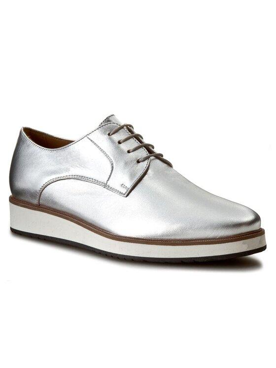 Oxfordy Pia DPG923-J46-H300-8100-0 kolor Srebrny kod GINOROSSIDPG923J46H30081000 1