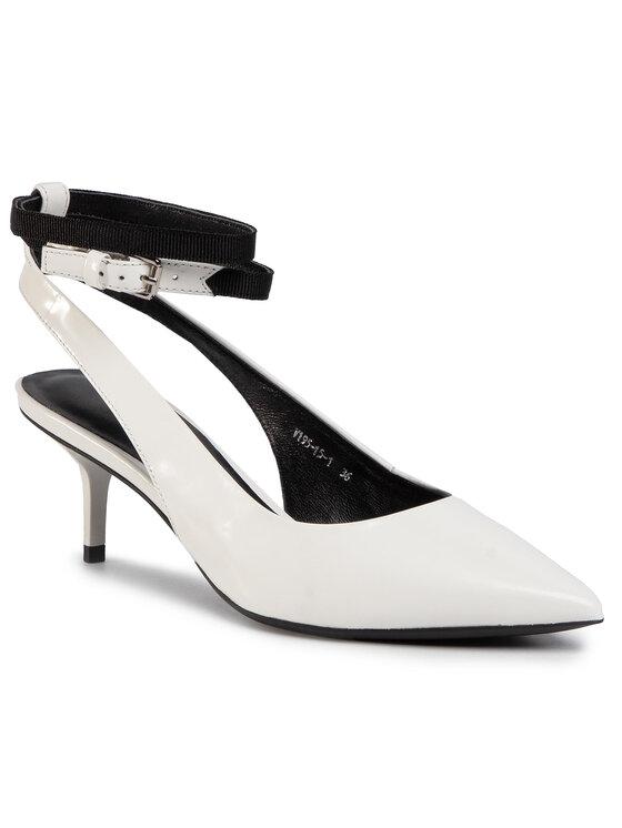 Sandały V195-15-1 kolor Biały kod 5903419528729 1