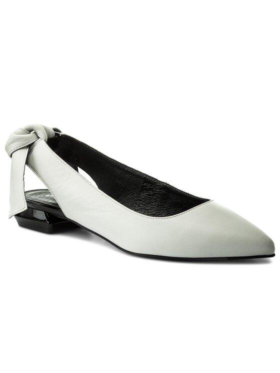 Sandały Adora DAH824-AQ2-0324-1100-0  kolor Biały kod 0000200139418 1