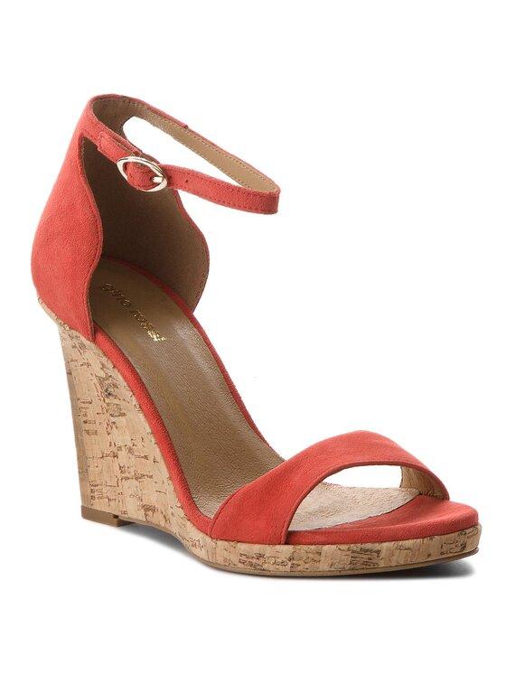 Sandały Aurora DNH329-Q82-4900-0268-0 kolor Czerwony kod 0000200149769 1