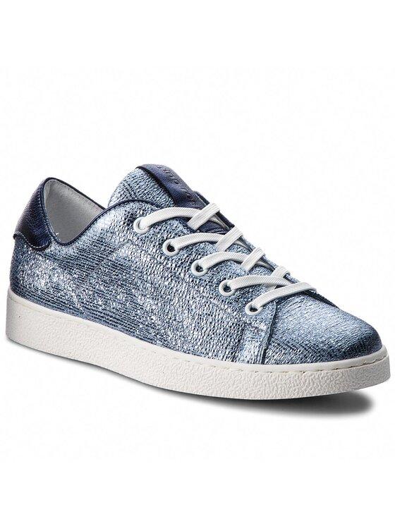 Sneakersy Yasu DPH710-Y47-0310-5157-0 kolor Niebieski kod 0000200597751 1