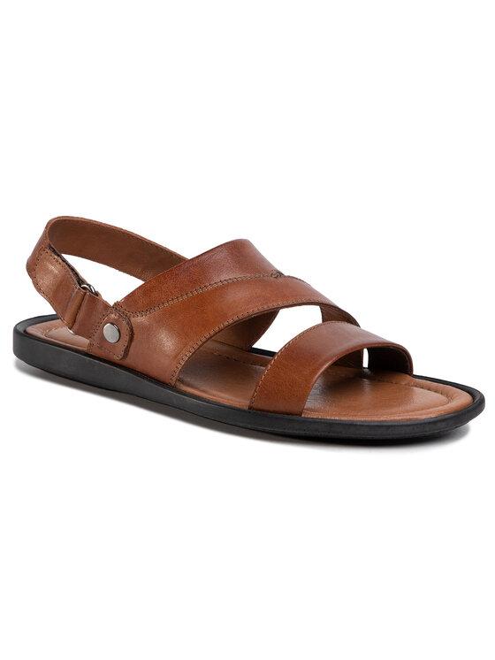 Sandały MN2894-TWO-BG00-3300-0 kolor Brązowy kod 0000207178304 1