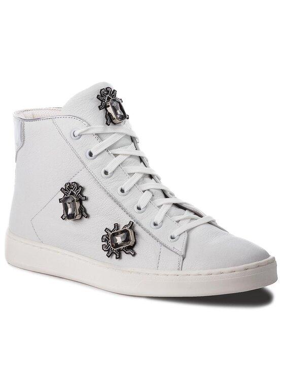 Sneakersy Mariko DTH705-W69-HN00-1100-T kolor Biały kod 0000200698816 1