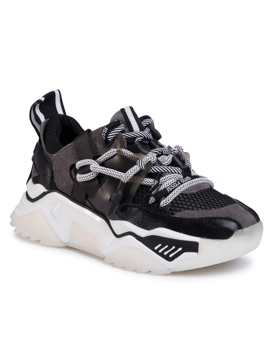 Sneakersy V180OH-02 kolor Czarny kod 5903419540783 1