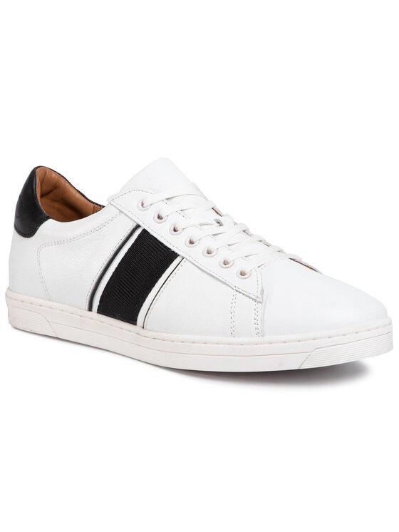 Sneakersy MI07-A974-A803-05 kolor Biały kod 5903419580413 1