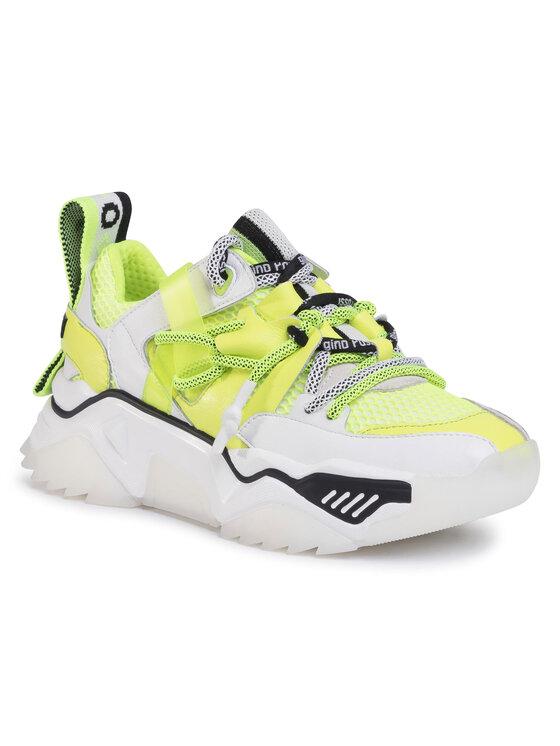 Sneakersy V180OH-02 kolor Żółty kod 5903419540790 1