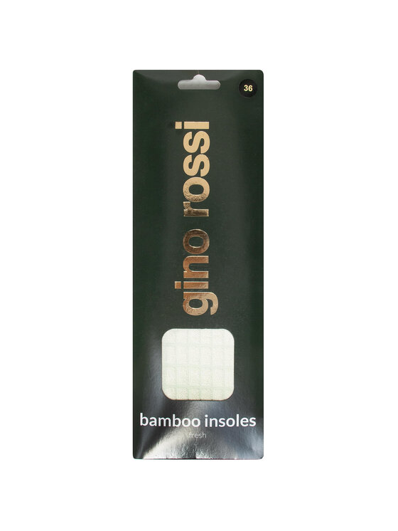 Bamboo Insoles 000-12 r. 36