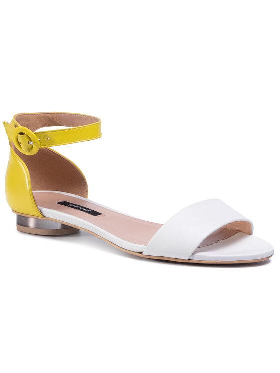 Sandały DNI925-DG9-1060-4100-0 kolor Żółty kod 0000207045460 1