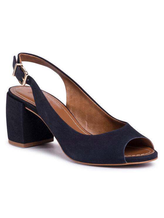 Sandały Sawu DN174N-TWO-BN00-5700-P kolor Granatowy kod 0000207190856 1