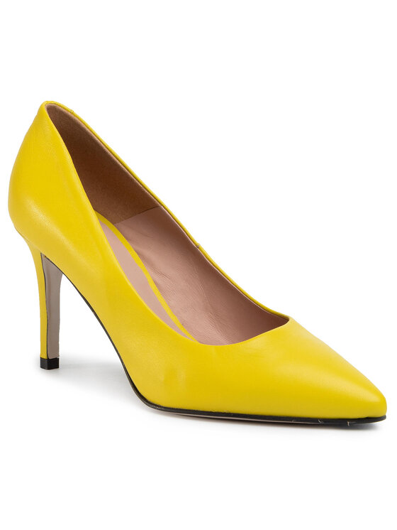 Szpilki Savona DCK076-DD1-1060-4100-0 kolor Żółty kod 0000207045316 1