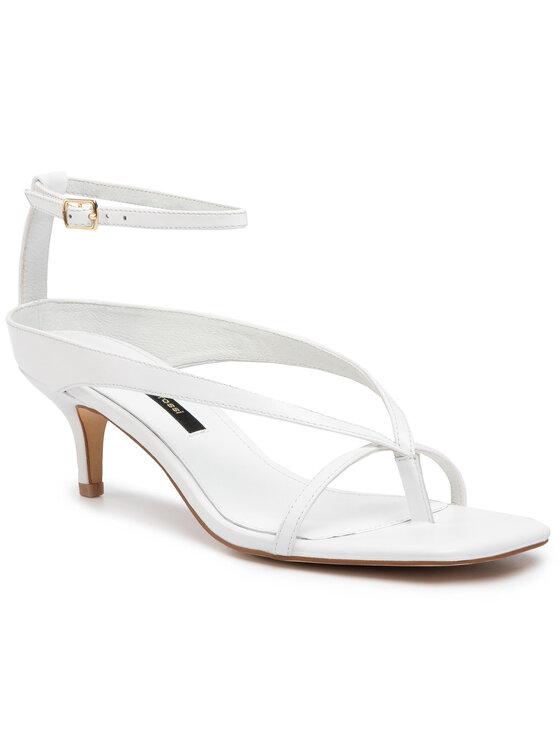 Sandały 119AL4717 kolor Biały kod 5903419516511 1