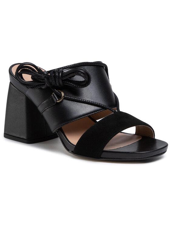 Sandały DNK084-DH1-0324-9900-0 kolor Czarny kod 0000207045606 1