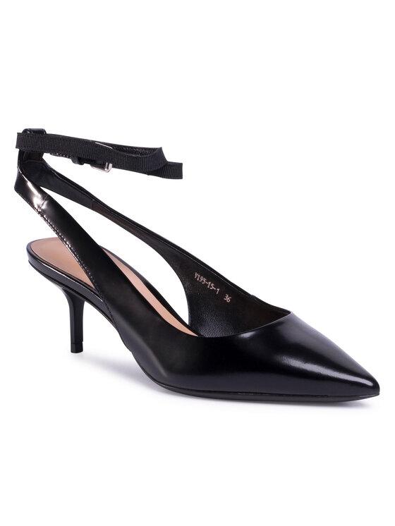 Sandały V195-15-1 kolor Czarny kod 5903419528712 1
