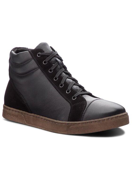 Sneakersy Dex MTU129-T37-0064-9999-T kolor Czarny kod 0000200762180 1