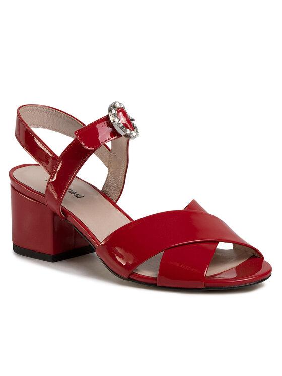 Sandały Omi DNI322-BY9-JE00-7100-0 kolor Czerwony kod 0000207177925 1