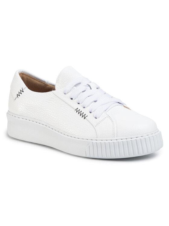 Sneakersy Kin DPK096-883-1011-0744-0 kolor Biały kod 0000207045675 1