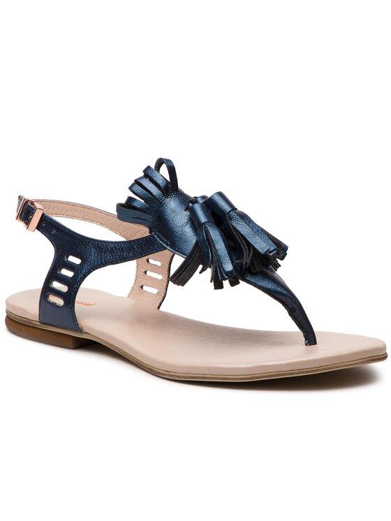 Sandały Molly DNG965-E72-GZ00-5700-0 kolor Granatowy kod 0000200862910 1