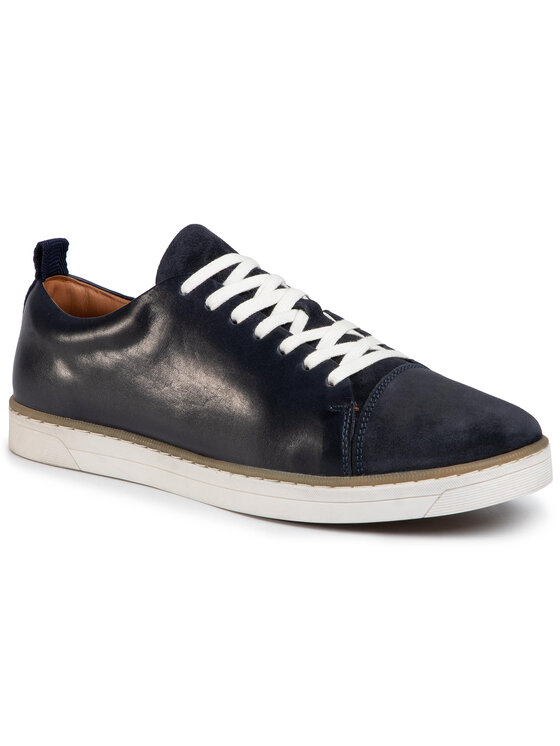 Sneakersy MI07-A974-A803-02 kolor Granatowy kod 5903419421754 1