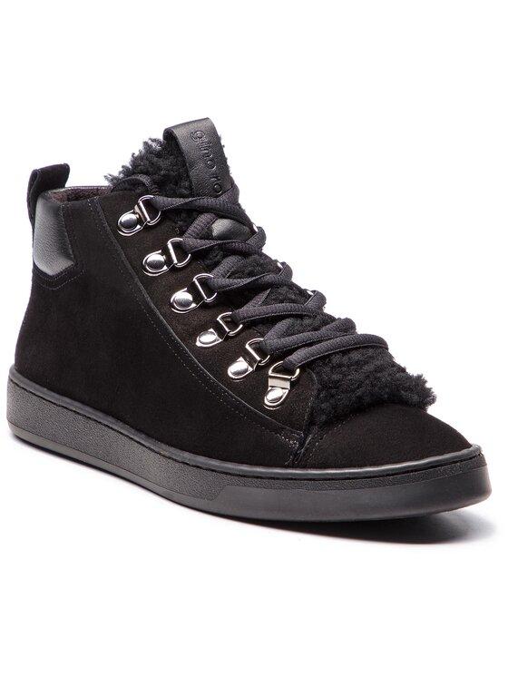Sneakersy Mariko DTH955-Y21-0384-9999-F  kolor Czarny kod 0000200761206 1