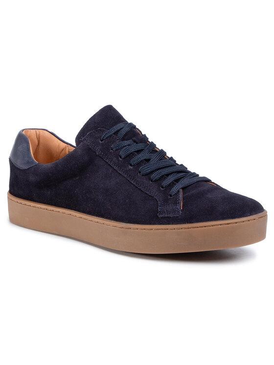 Sneakersy MI07-A973-A802-06 kolor Granatowy kod 5903419693311 1