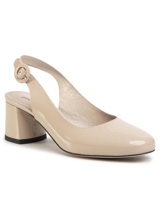 Sandały Eri DCI301-AP7-0146-1700-0 kolor Beżowy kod 0000207190320 1