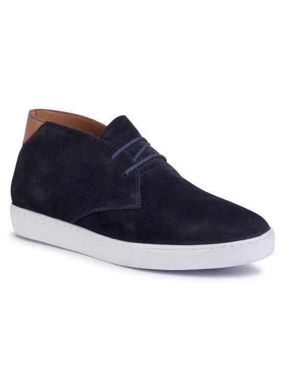 Sneakersy MI07-A972-A801-02 kolor Granatowy kod 5903419511837 1