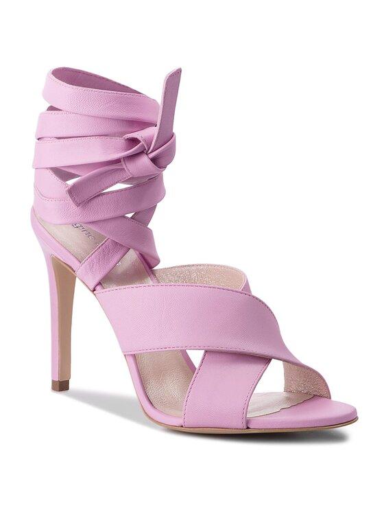 Sandały Gina DNH828-AT8-0324-2800-0 kolor Różowy kod 0000200596518 1