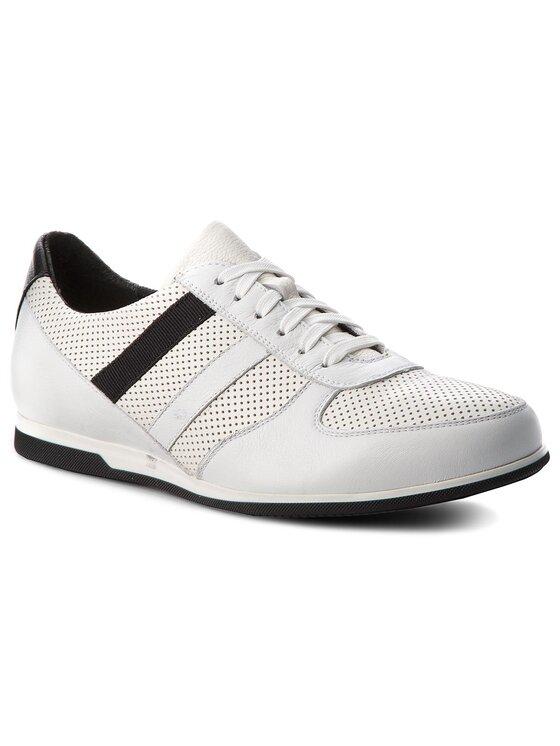 Sneakersy Jim MPU035-V99-0205-1199-T kolor Biały kod 0000200598871 1