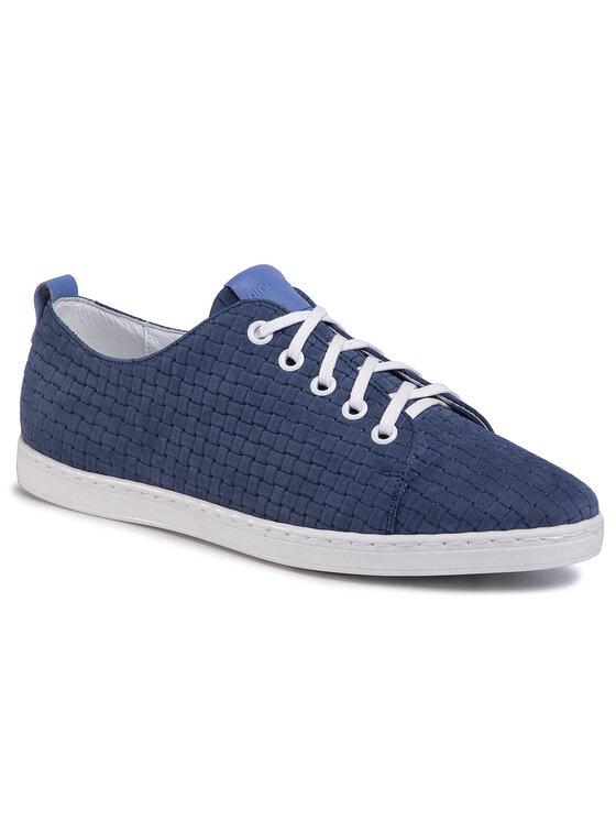 Sneakersy Olga DPG991-087-9S00-5700-S kolor Niebieski kod 0000207252110 1