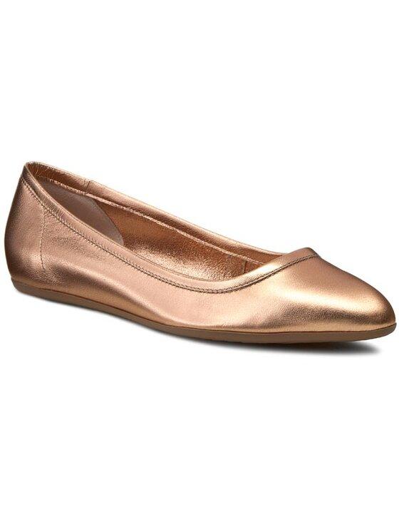 Baleriny Marisa DAG963-306-LB00-0030-0 kolor Złoty kod GINOROSSIDAG963306LB0000300 1