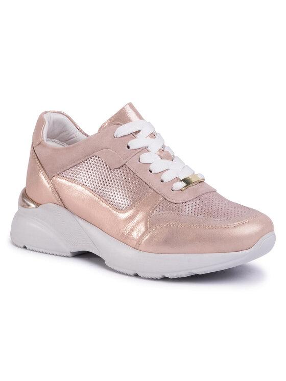Sneakersy WI16-PATTY-01 kolor Różowy kod 5903419569579 1