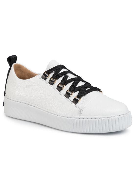 Sneakersy Kin DPK126-883-1151-0734-0 kolor Biały kod 0000207045705 1