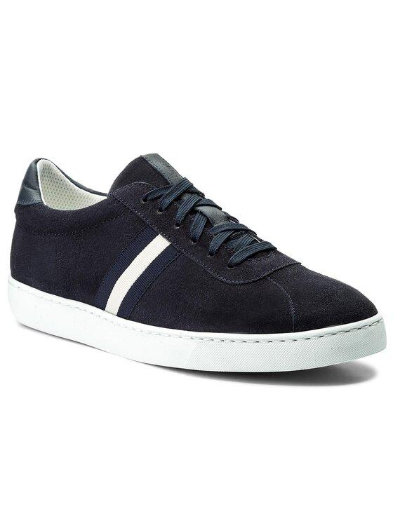 Sneakersy Tiziano MPU103-AQ5-R5XB-5757-T kolor Granatowy kod 0000200142548 1