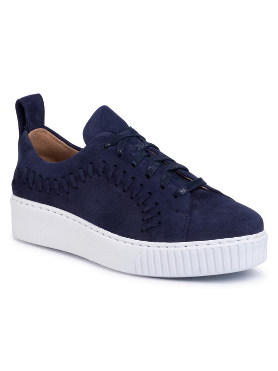 Sneakersy Kin DPK099-883-0760-0723-0 kolor Granatowy kod 0000207045682 1