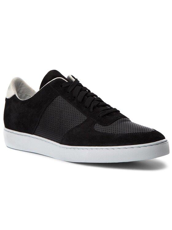 Sneakersy Tiziano MPU101-AQ5-R517-9999-T kolor Czarny kod 0000200705712 1