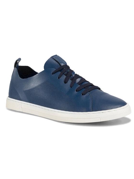 Sneakersy Taimer MPU329-458-0605-5300-T  kolor Granatowy kod 0000207178595 1