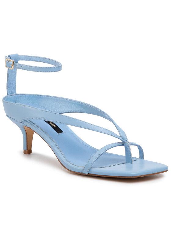 Sandały 119AL4717 kolor Niebieski kod 5903419516498 1