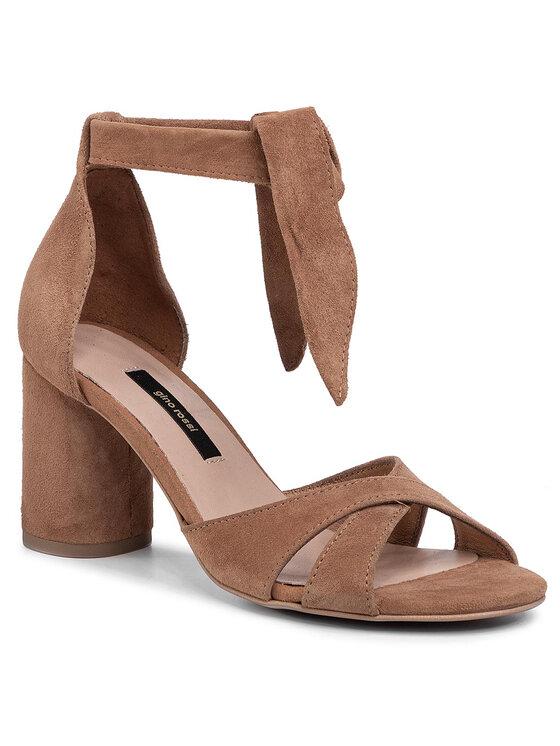 Sandały 986-01 kolor Brązowy kod 5903419379352 1