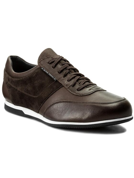 Sneakersy Jim MPU018-V99-XBR5-4037-T kolor Brązowy kod 0000199834530 1