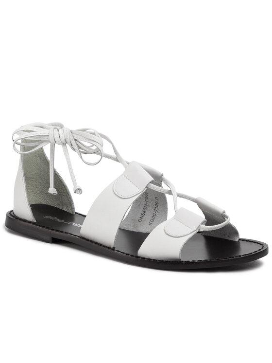 Sandały DN548N-TWO-KG00-1100-P kolor Biały kod 0000207025516 1