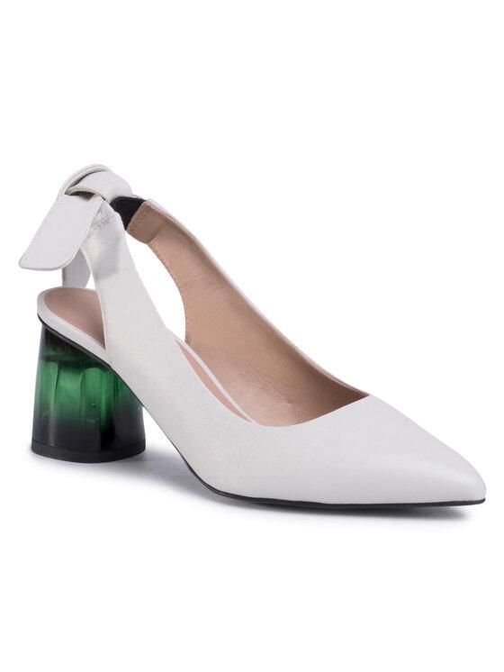 Sandały DCK025-DF4-0324-1100-0 kolor Biały kod 0000207045026 1