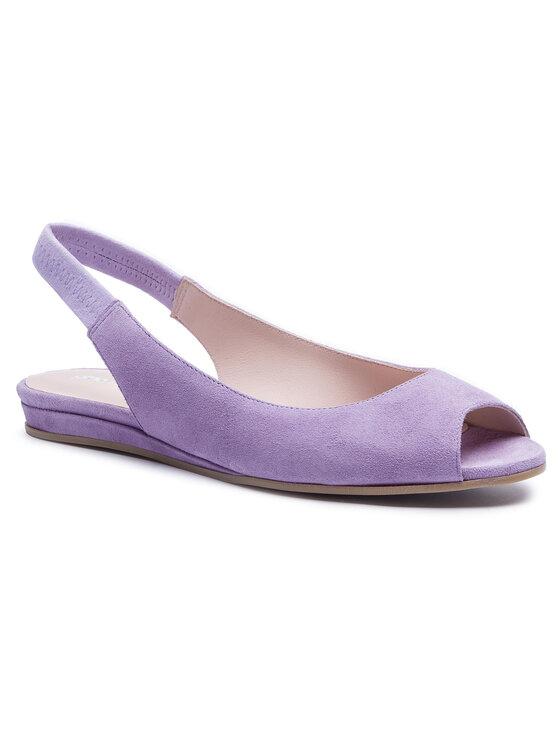 Sandały Rosita DNI329-V62-4900-2800-0 kolor Fioletowy kod 0000201294932 1